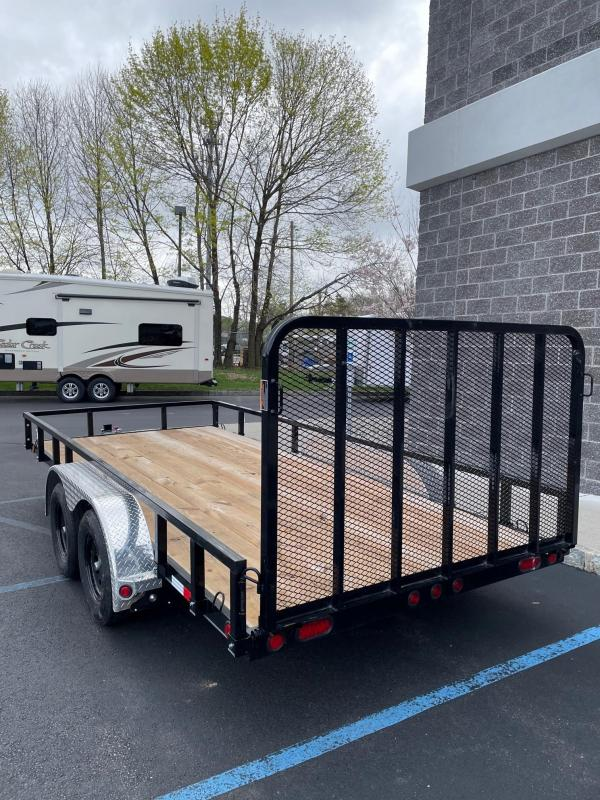 2021 Load Trail XT8314032 (14ft) Utility Trailer