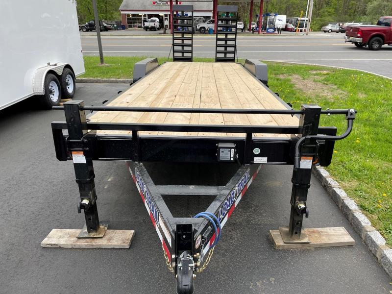 2021 Load Trail CH83244072 (24ft) Equipment Trailer