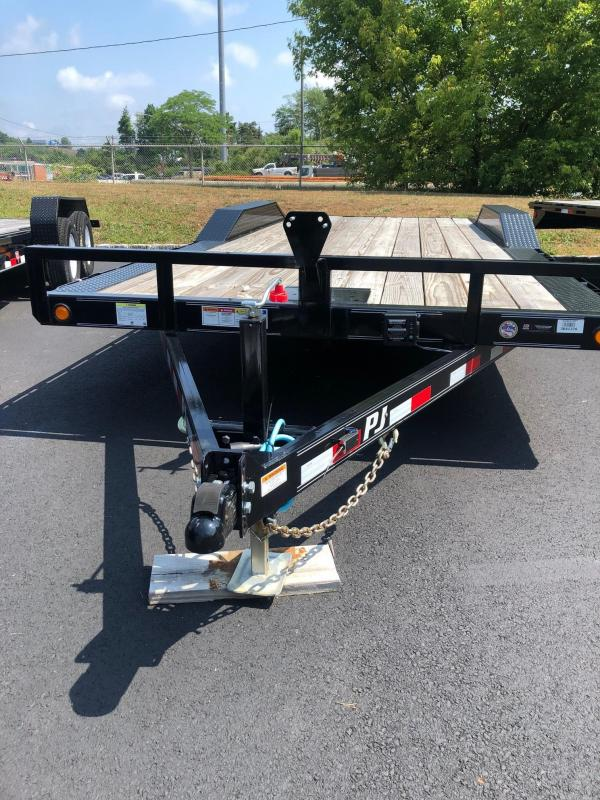 2020 PJ Trailers 5 in. Channel Buggy Hauler (B5) 202 Equipment Trailer