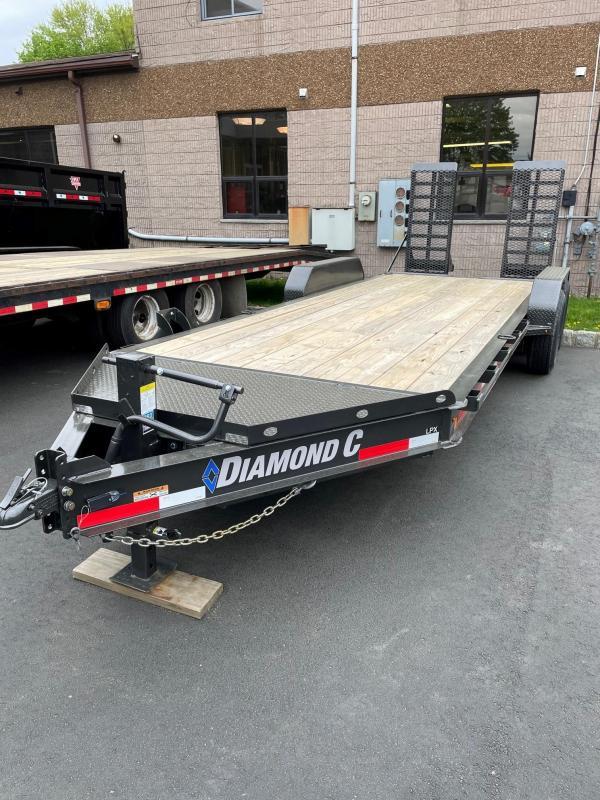 2021 Diamond C Trailers LPX207  (20ft)