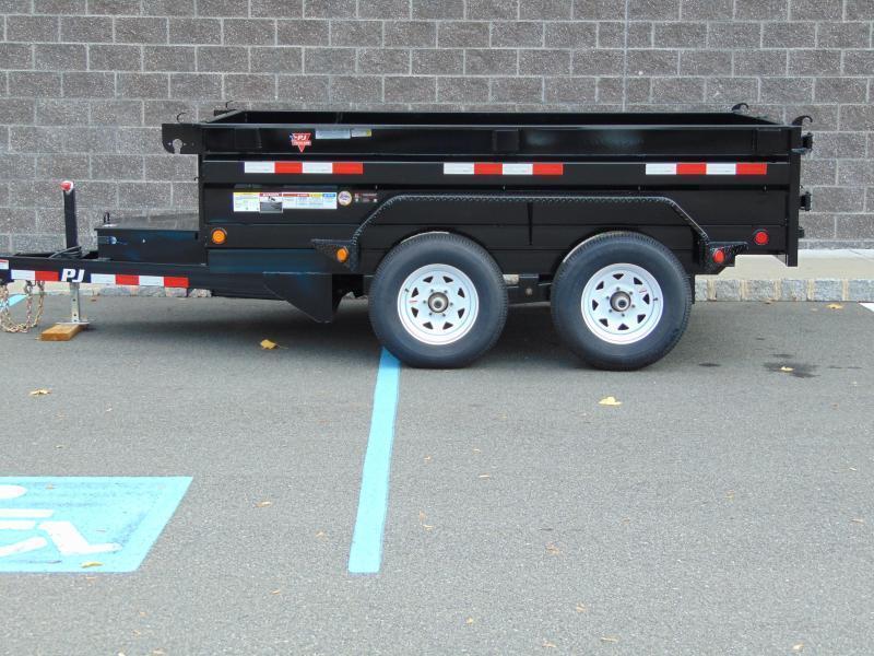 2020 PJ Model# D5102 5 x 10 Dump Trailer