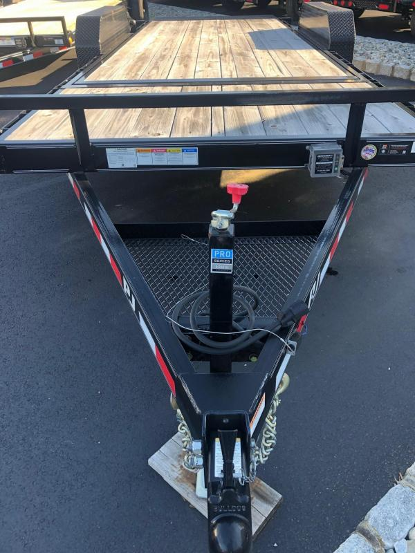 2019 PJ Trailers 5 in. Channel Tilt Carhauler (T5)