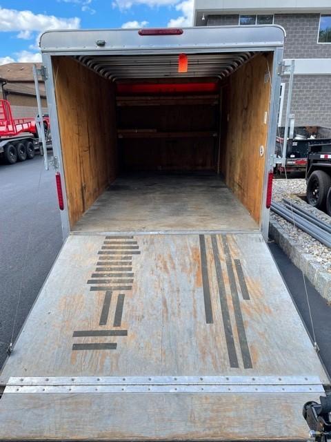 2015 Car Mate CM 7x14 (14FT) Enclosed Cargo Trailer