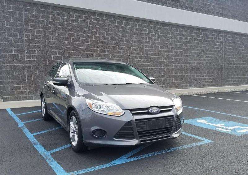2014 Ford Focus SE 4-door Sedan