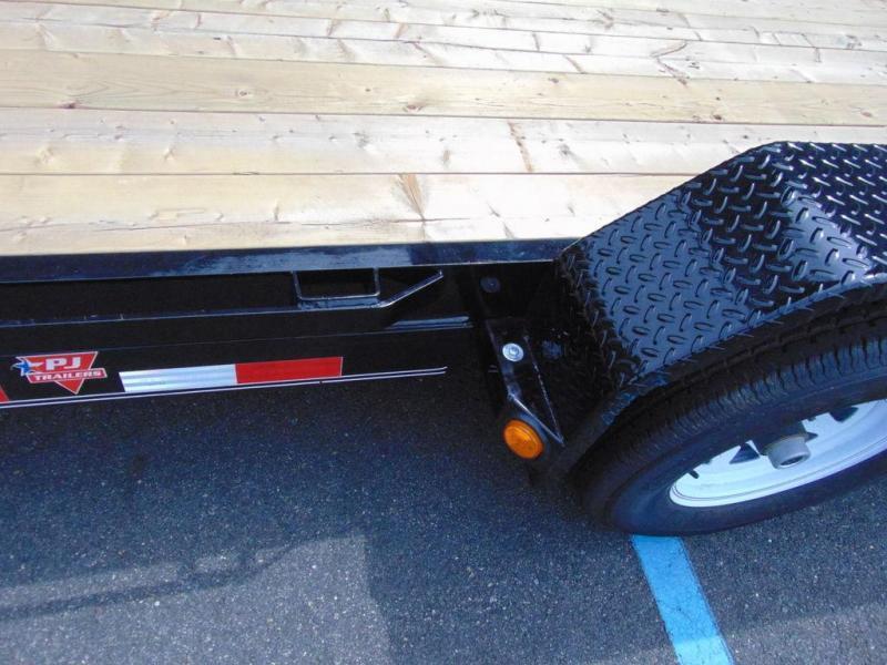 2021 PJ Model Tilt Trailer TH182 6x18