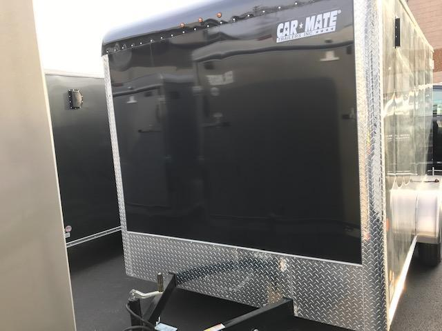 2021 Car Mate Enclosed Trailer CM714CC-HD (14ft)