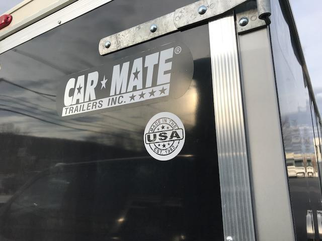 2021 Car Mate Trailers CM714CC-HD Enclosed Cargo Trailer