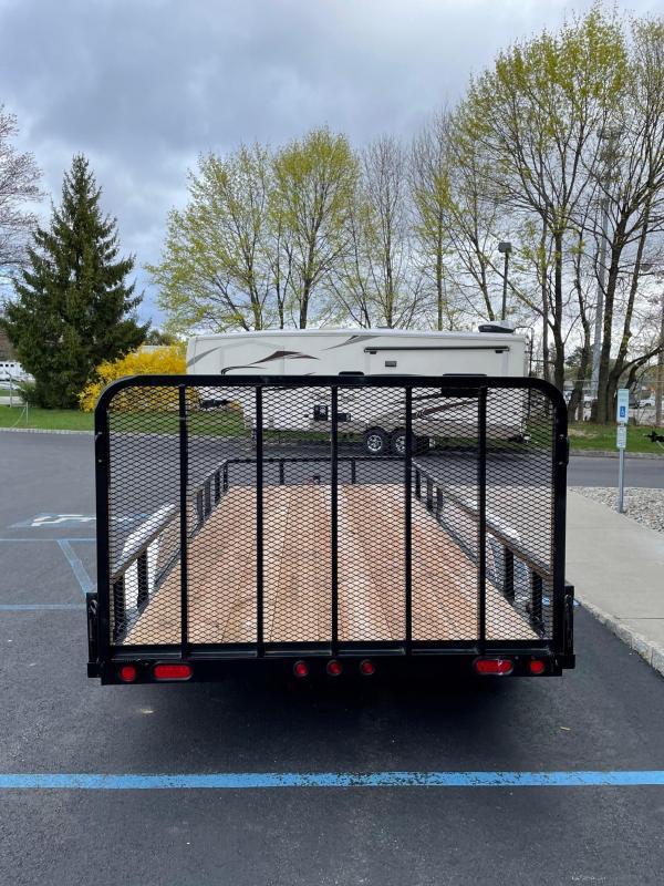 2021 Load Trail XT8316032 (16ft) Utility Trailer