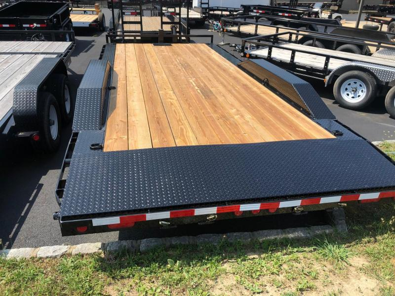 2021 PJ Trailers 6 in. Channel Super-Wide (B6) 20'