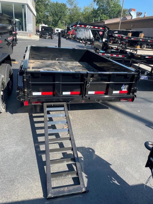 2021 Diamond C Trailers GDT235L (10FT) Dump Trailer