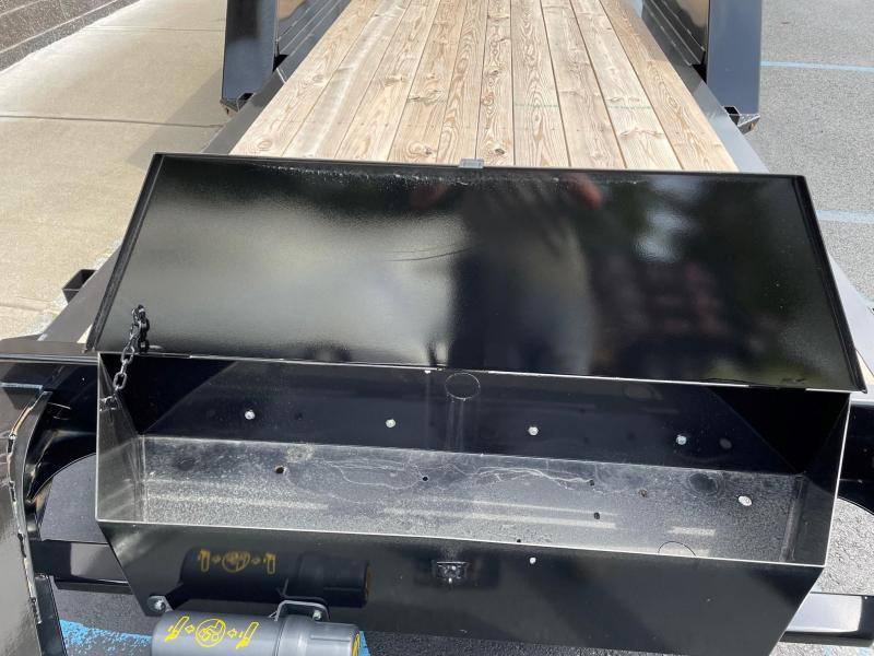 2021 Felling FT-12 I 01107 (18ft) Equipment Trailer