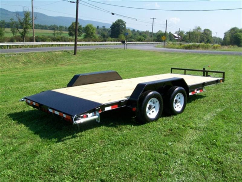 2020 PJ Trailers L3039917 Equipment Trailer