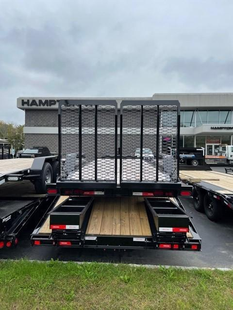 2022 Felling Trailers FT-16-2 (25ft) Equipment Trailer