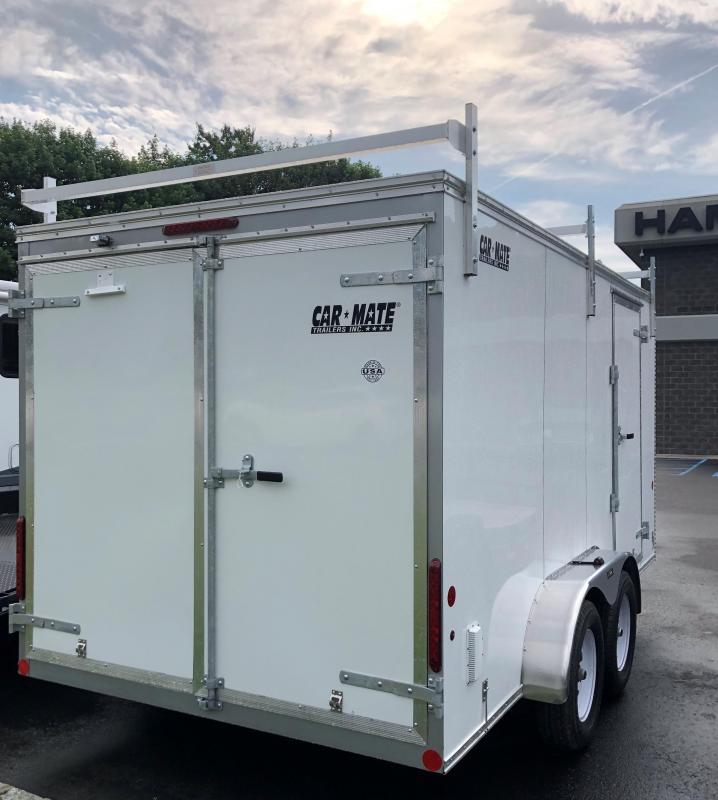 2020 Car Mate Enclosed Cargo Trailer (14ft)