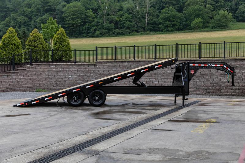 2021 PJ Trailers T9242 Full Tilt Equipment Trailer