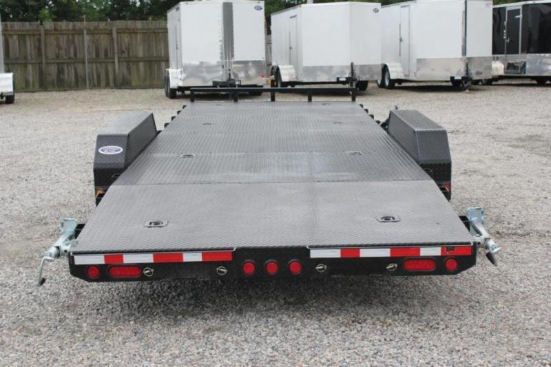 "2020 PJ Trailers 5"" Channel Equipment (CE) 20'"