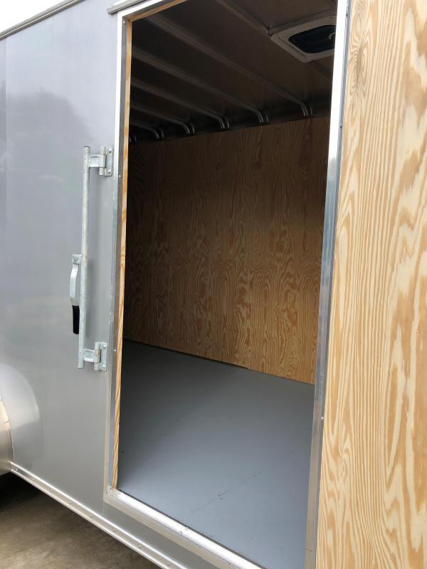 2020 Car Mate Trailers Custom Cargo Trailer Enclosed Cargo Trailer