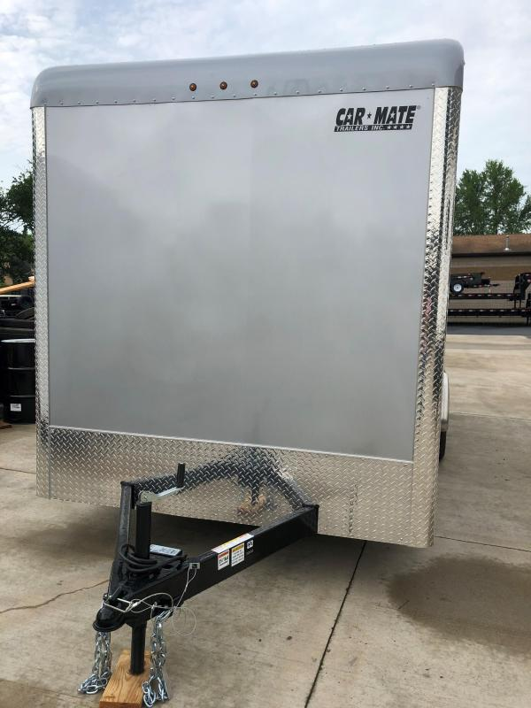 2020 Car Mate Trailers Custom Cargo Trailer Enclosed Cargo Trailer