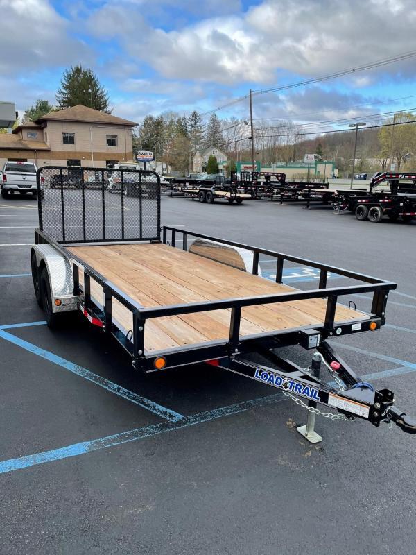2021 Load Trail XT8316032 Utility Trailer