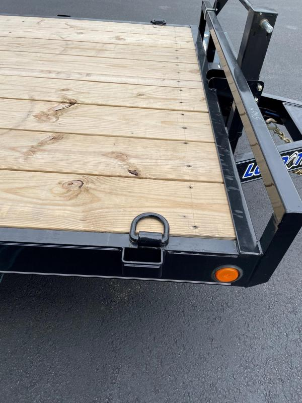 2021 Load Trail XH8322072 Equipment Trailer