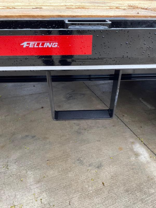 2022 Felling Trailers FT-14-2 (25ft) Equipment Trailer