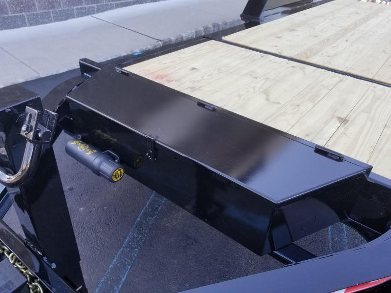 2022 Felling Trailers FT-16-2-STK02 Flatbed 8x25