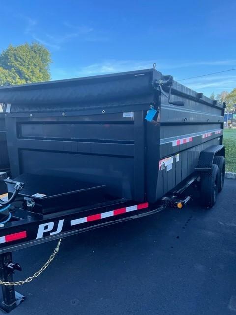 2021 PJ Trailers DX162 (16FT) Dump Trailer