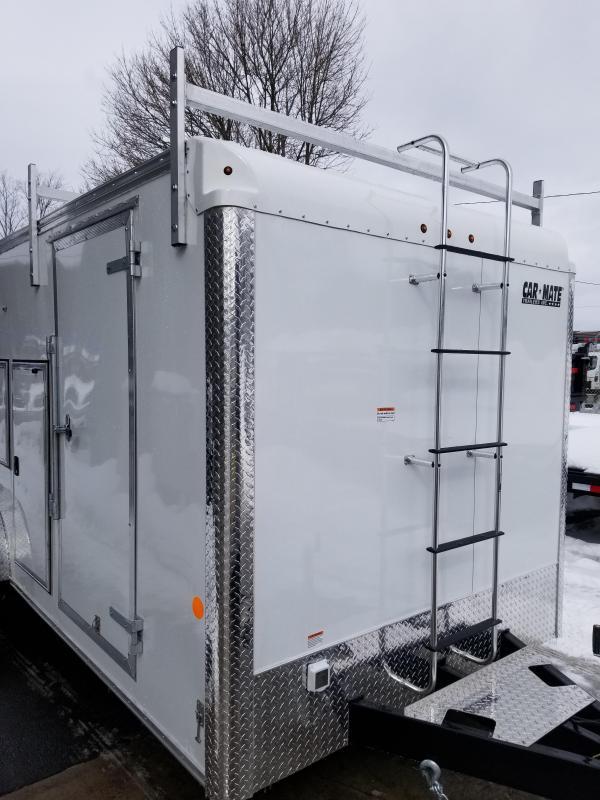 2021 Car Mate Enclosed Trailer (18ft)