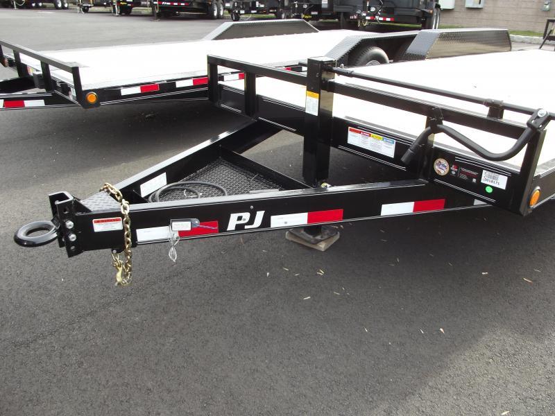 2020 PJ Trailers 6 in. Channel Equipment (CC) Equipment Trailer