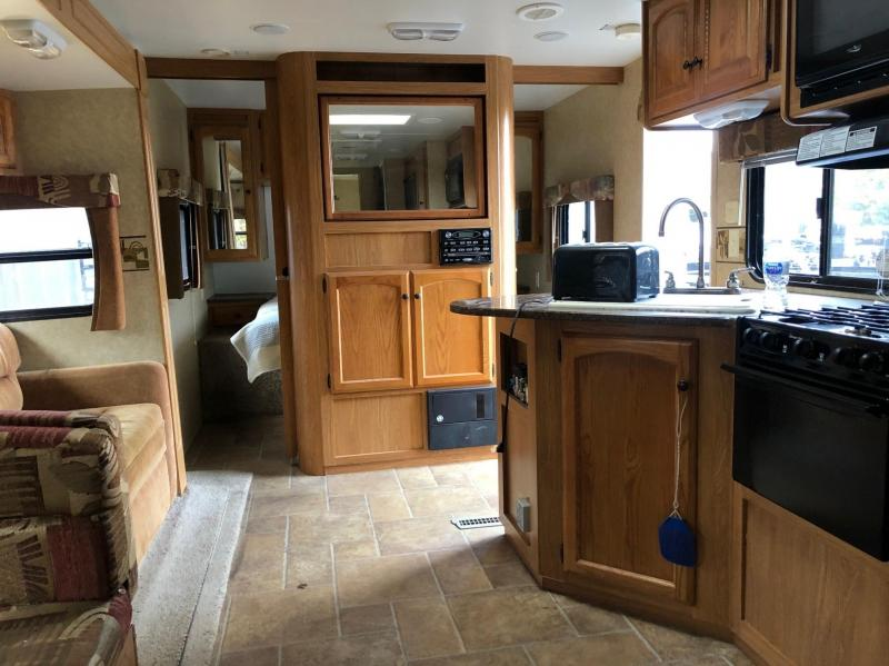 2011 Dutchman Classic 265BHS Travel Trailer RV