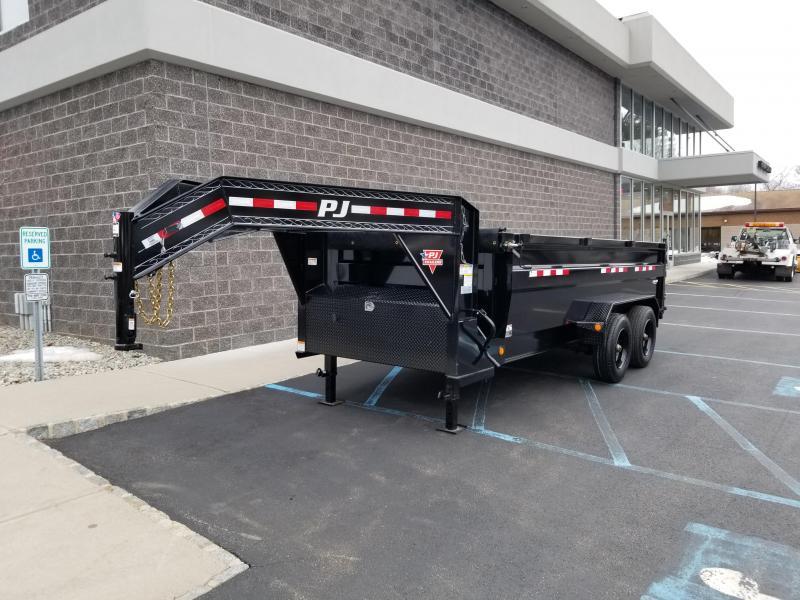 2022 PJ DE162 (16ft) Dump Trailer