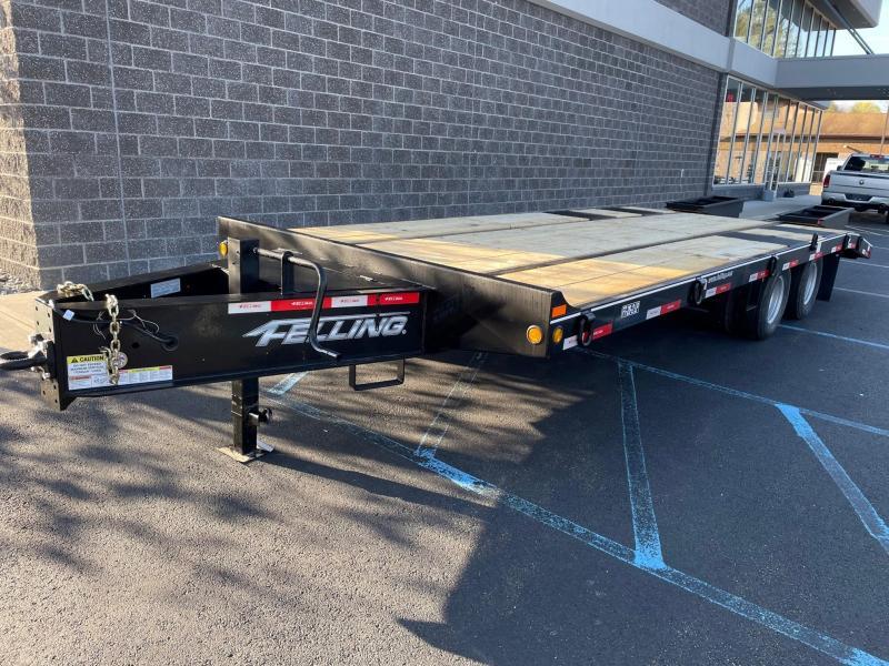 2021 Felling Trailers FT-20-2 Equipment Trailer