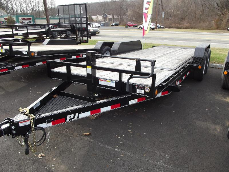 2020 PJ Trailers 6 in. Channel Equipment Tilt (T6) Other Trailer