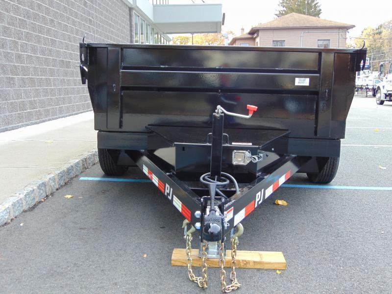 2021 PJ Model# D5102 5 x 10 Dump Trailer