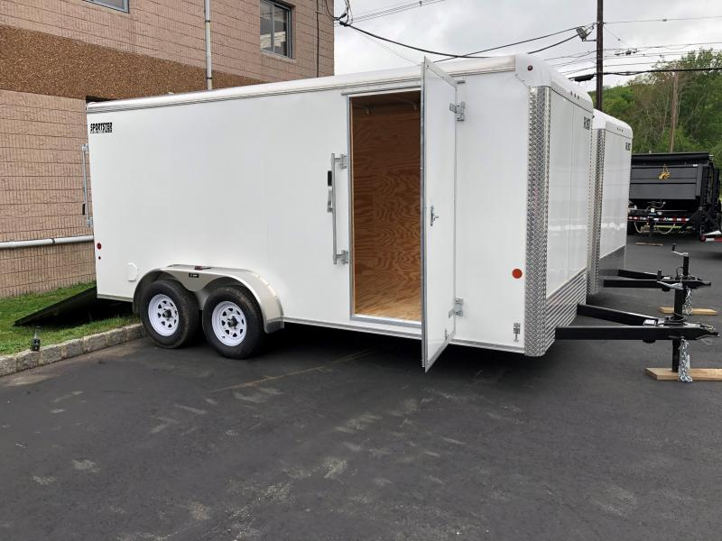 2020 Car Mate Trailers CM716EC-HD 16'