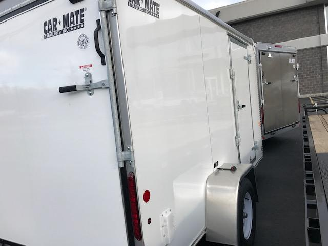 2021 Cargo Mate CM612CC Enclosed Cargo Trailer