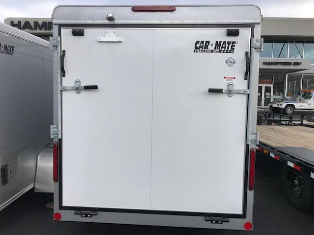 2021 Car Mate CM612CC Enclosed Cargo Trailer