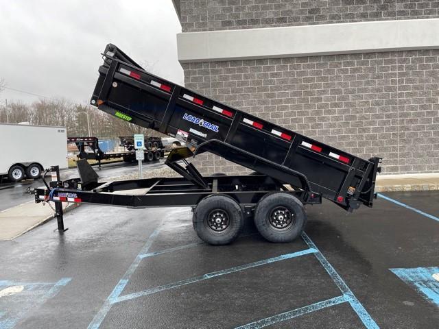 2021 Load Trail DT8314072SS Dump Trailer