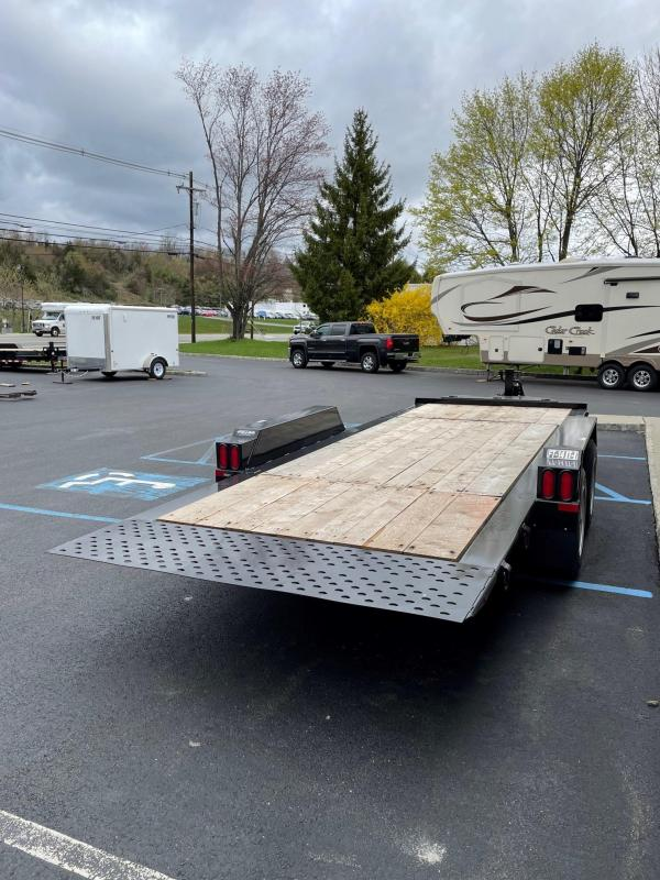 2022 Felling FT-14-IT-I Equipment Trailer (22')