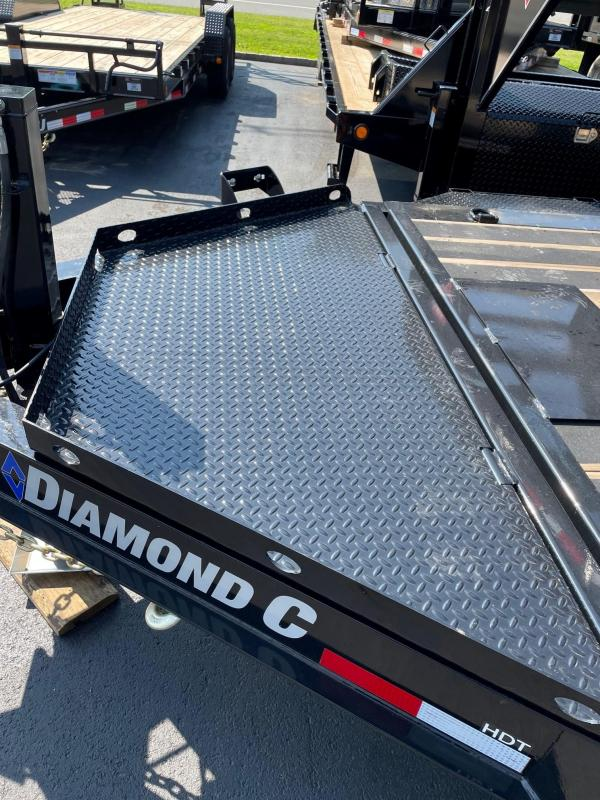 2021 Diamond C Trailers HDT210 (20FT) Equipment Trailer
