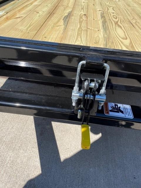 2022 Felling Trailers FT-7T-1-ST01 (14ft) Equipment Trailer