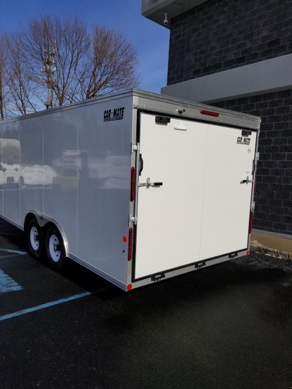 2021 Car Mate Trailers Car Mate Enclosed Cargo Trailer