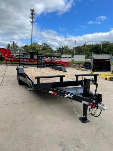 2021 Fox Trail CF Equipment 20' Equipment Trailer