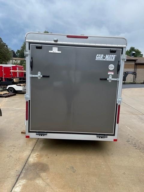 2022 Car Mate Trailers CM612CC (12FT) Enclosed Cargo Trailer