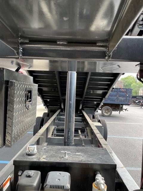2021 Diamond C WDT212 (20FT) Dump Trailer
