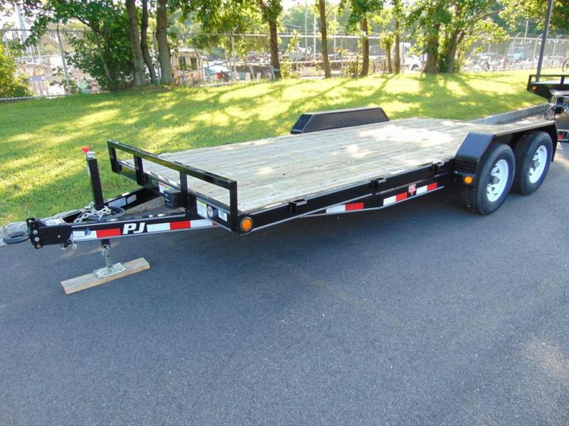 "2020 PJ Trailers 5"" Channel Equipment (CE) 18'"