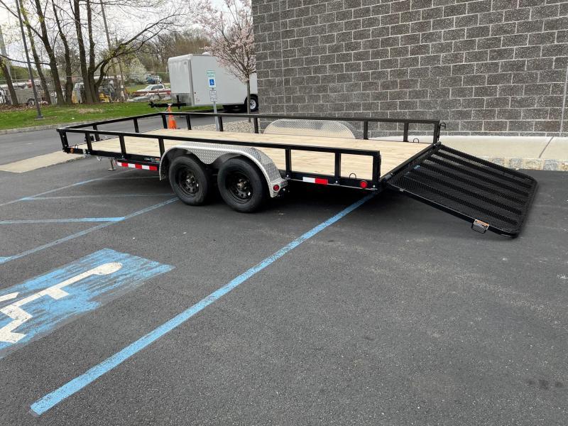 2021 Load Trail XT8318032 Utility Trailer