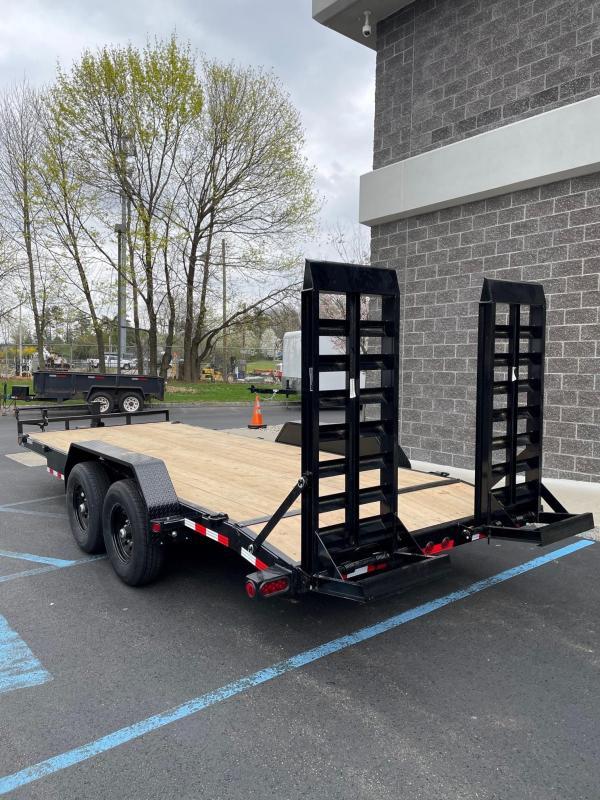 2021 Load Trail XH8318072 (18ft) Equipment Trailer