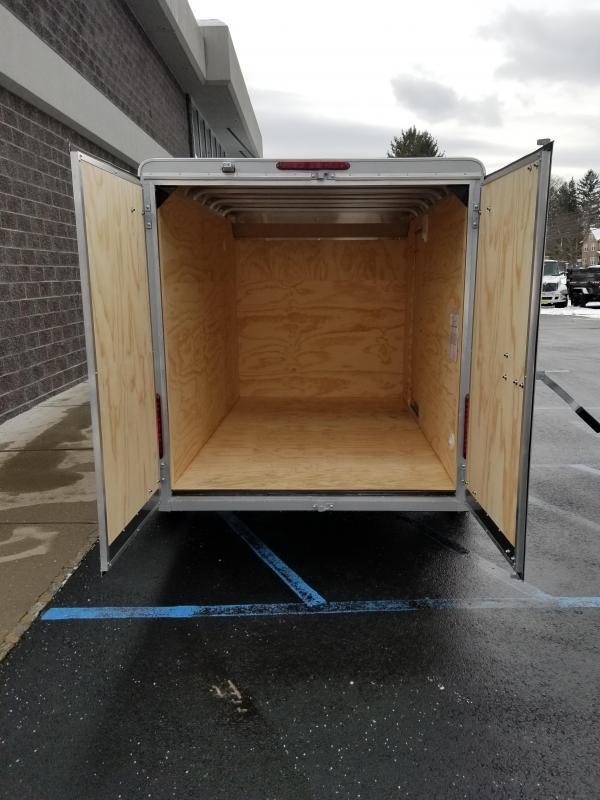 2021 Car Mate Trailers CM612EC Enclosed Cargo6x12