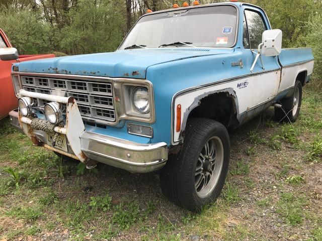 1978 Chevrolet Scottsdale Truck